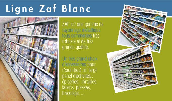 Ligne ZAF Blanc