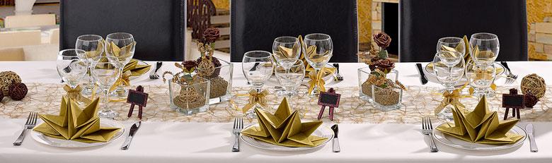 Table De No L Raffin E Art De La Table Rouxel