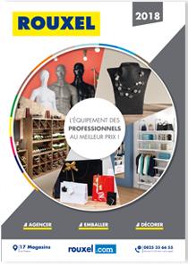Les catalogues interactifs de Rouxel proposent tout pour l'agencement de magasin, l'équipement, l'étalage et la décoration de votre point de vente, mais également les consommables pour étiqueter, afficher et emballer vos produits.