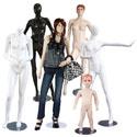 Mannequins d'étalage/Mannequins de vitrine