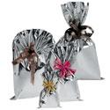 Pochettes cadeaux polypro unis
