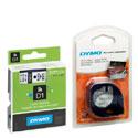 Rubans cassettes pour Dymo