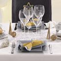 Table Noël Élégance
