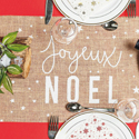 Table Noël Tradition