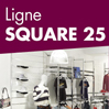 Comptoirs Square 25