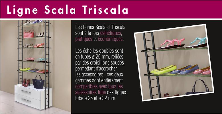 Ligne Scala-Triscala