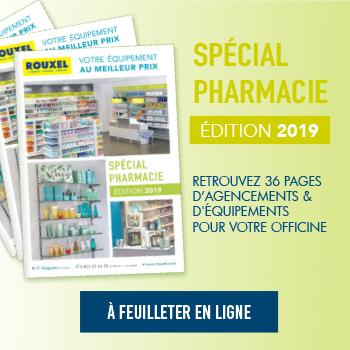 Rouxel partenaire des pharmaciens !