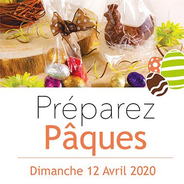 Pour préparer Pâques, nous vous proposons :