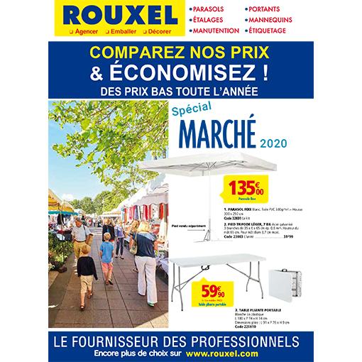 mailing ROUXEL Spécial  Marché