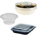 Boîtes et bols à salade