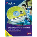 Étiquettes CD/DVD