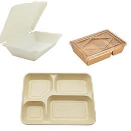 Lunchbox et plateaux repas