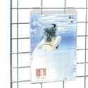 Porte-visuels pour grilles