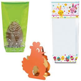 Sachets confiserie spécial Pâques